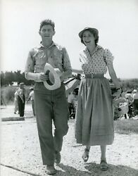 Andy Griffith Patricia Neal Un Homme... A Face In The Crowd Kazan Photo Cm