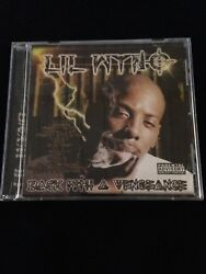 Lil Wyno Back With A Vengeance Rare Oop 2001 Dog Day Records Nor Cal Gangsta Rap