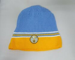 Denver Nuggets Knitted Beanie Adidas Nba New With Tags One Size Fits Most