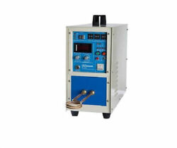 Portable 25KW High Frequency Induction Heater Heating Furnace-hot
