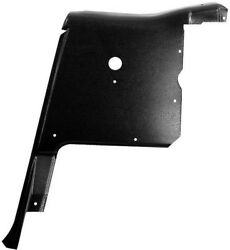 6566 Mustang Quarter Interior Trim Panel Right Side Convertible Edt Steel 3645a