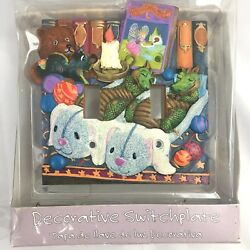 Randal Spangler Draglings Switchplate Light Switch Cover Plate Decorative Dragon