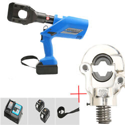 2in1 Rechargeable Hydraulic Pliers/electric Hydraulic Crimping 10-300mmandsup2