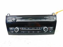 11-15 BMW 740i CD Radio CLIMATE CONTROL ASSEMBLY UNIT OEM 61319328414