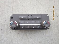 07 - 09 NISSAN QUEST SE SL  AC HEATER CLIMATE TEMPERATURE CONTROL 27500-ZF90B