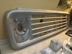 1973 1979 Ford Truck F600 Grille Grill D3tz 73-79 Sheet Metal Panel Steel