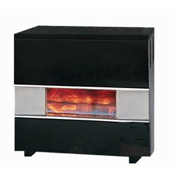 35000 BTU Natural Gas Hearth Heater with Wall or Cabinet-Mounted Thermostat
