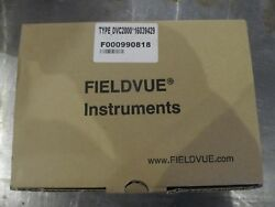 Digital Valve Controller, DVC2000 Field View, 20-49psi, 4-20mA, Fisher