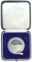 Great Britain Farming Didsbury And S. Manchester Agricultural Society Silver 39mm