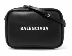 Balenciaga Everyday S leather crossbody bag_2 colors