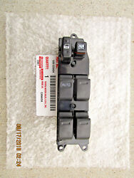 97 - 01 TOYOTA CAMRY LE XLE DRIVER LEFT SIDE MASTER POWER WINDOW SWITCH OEM NEW