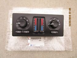 GM GMC CHEVY 15832317 ACDELCO 1573504 AC HEATER CLIMATE TEMPERATURE CONTROL NEW