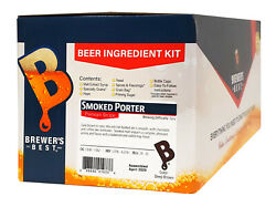Smoked Porter Ingredient Kit For Home Brew Beer Making