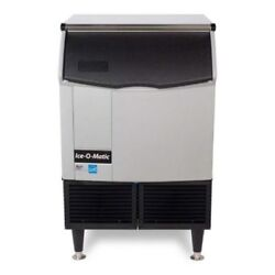 Ice-o-matic 232 Lb Full Size Cube Undercounter Water Cooled Ice Machine