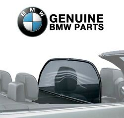 For Soft Top Wind Deflector Screen For Bmw Convertible E93 3 Series Genuine