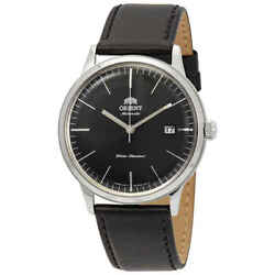 Orient 2nd Generation Bambino Automatic Black Dial Menand039s Watch Fac0000db0