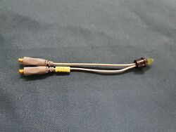 Agilent N5425a 12ghz Infiniimax Differential Zif Probe Cable Not Working