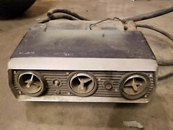VINTAGE FORD MERCURY UNDER DASH AC AIR CONDITIONER MUSTANG FALCON TORINO COUGAR