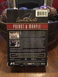 The Agatha Christie Crime Anthology Collection Dvd 2009 17-disc Set