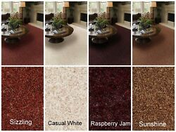 High-end Custom Cut-to-fit Colorful Shag Area Rugs