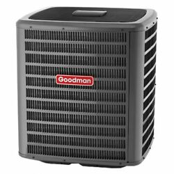 5 Ton 18 SEER Two Stage Goodman Air Conditioner Condenser
