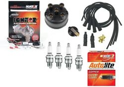 Electronic Ignition And Tune Up Kit For Ih Farmall Cub, Loboy 154 184 185 Tractor