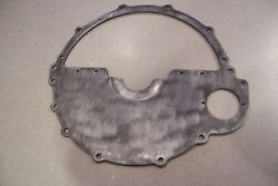 1948-51 Ford Hd Truck And03949 Lincoln 337 C.i. Flathead Block Trans Separator Plate