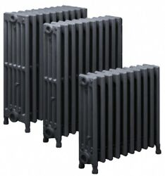 Cast Iron Radiator 42 Sections 25h 6 Tubes