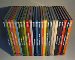 Tintin Very Rare Complete Collection Les Archives Tintin HergÉ 24 Albums New