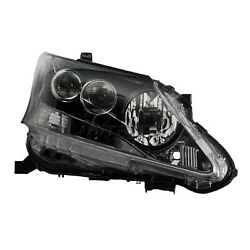 New Right Headlight Lens And Housing For 2010-2012 Lexus Hs250h Lx2519130oe