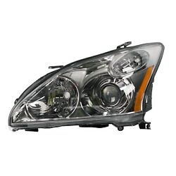 New Left Hid Headlight Lens And Housing For 2004-2006 Lexus Rx330 Lx2518147oe