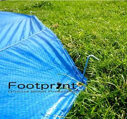 5m Bell Tent Footprint Groundsheet Protector by Bell Tent Boutique