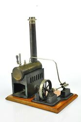 Antique German Ernst Plank Steam Engine Early Model Approx. 1910