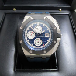Audemars Piguet Royal Oak Offshore Ceramic Platinum 44mm 26401PO.OO.A018CR.01