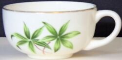 W. S. George cup & saucer - 2 sets- W. S. George marking on saucer - Vintage