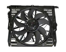 Engine Cooling Fan Assembly Genuine For Bmw 17428509743