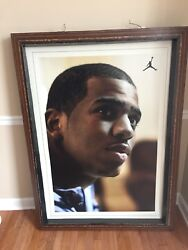 Chris Paul Vintage Point Of Purchase Display