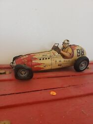 Antique Metal Masters Co. Toy Metal Car / Roadster