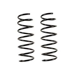 NEW Pair Set of 2 Front Bilstein B3 Coil Springs For BMW E34 525i Std Susp Only