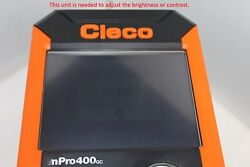 Cleco MPRO400GC-P Power Tools Controller With 48EAE53H3MKMM5 Retractable Spindle