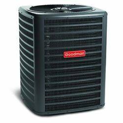 4 Ton 18 SEER Two Stage Goodman Heat Pump