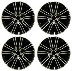 18 Toyota Camry Special Edition 2016 Factory Oem Rim Wheel 75212 Full Set