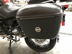 GIVI Luggage Panniers For 2006-2013 BMW R1200GS Adventure LIKE NEW