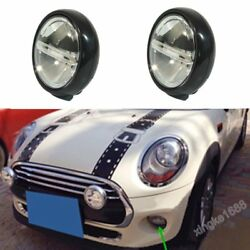 Fit BMW MINI 2PCS(1 Pair) Rally lights Front Driving Fog Light Lamp