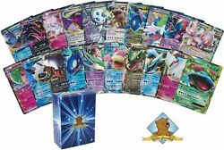 10 Pokemon Card Lot of ALL EX ULTRA RARES! No Duplication! Includes Golden Gr...