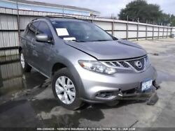Passenger Right Rear Side Door Fits 10-14 MURANO 1644948