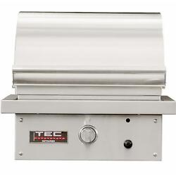 Tec Sterling Patio Fr 26-inch Built-in Infrared Propane Gas Grill