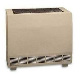 Empire 65000 Btu Closed Front Vented Propane Heater With Blower