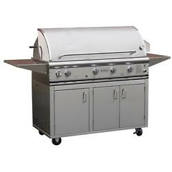 ProFire Professional Deluxe Series 48-Inch Propane Gas Grill With Rotisserie