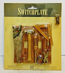 Wallplate Double Light Switch Covers Tools Home Master New In Box